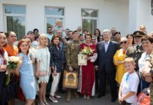 Порошенко погуляв на весіллі відомого добровольця: з'явилися фото - today.ua
