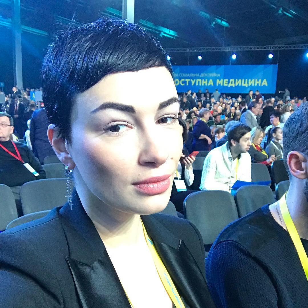 Анастасия Приходько будет участвовать в парламентских выборах  - today.ua