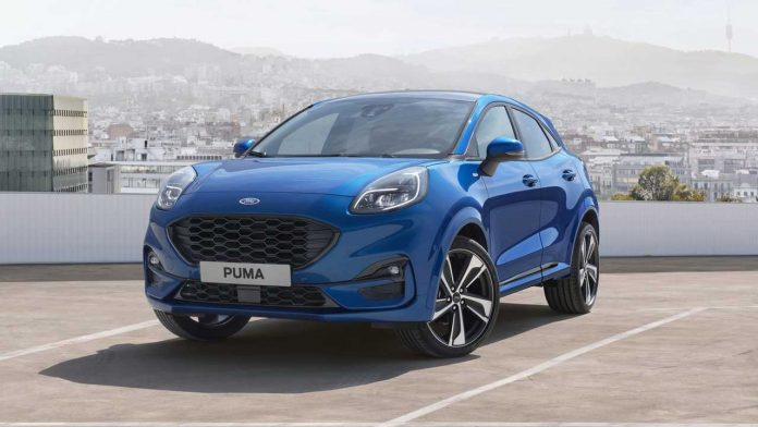 Ford презентовал новый компактный кроссовер Puma - today.ua