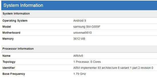 Samsung тестує новий смартфон Galaxy S Active