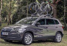 Skoda представила кросовер для велосипедистів - today.ua