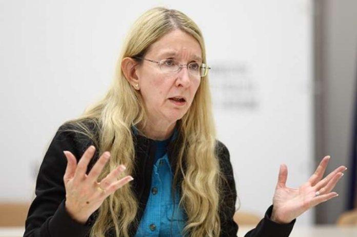 """&quotЭто люди Амосовой"""": Супрун заявила об угрозах и нападениях на ее мужа - today.ua"""
