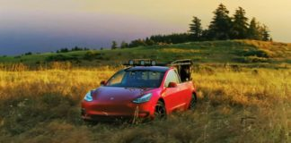 Tesla показала свой первый пикап: опубликовано видео - today.ua