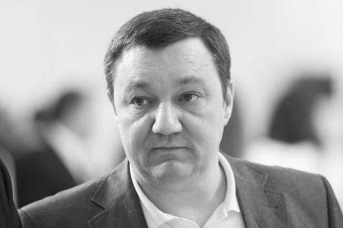 Появилось первое видео с места гибели Тымчука - today.ua