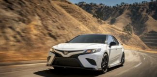 Toyota анонсировала новую систему безопасности - today.ua
