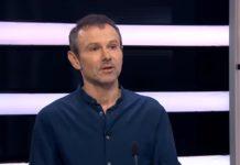 Немає газової пічки: Вакарчук спробував пояснити конфуз під час дебатів з Тимошенко - today.ua