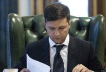 Зеленський показав свій кабінет на Банковій: опубліковано відео - today.ua
