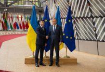 Зеленський закликав ЄС посилити санкції проти Росії - today.ua