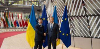 """Зеленский призвал ЕС усилить санкции против России"""" - today.ua"""