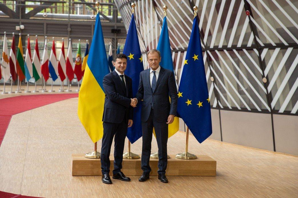 Зеленский призвал ЕС усилить санкции против России - today.ua
