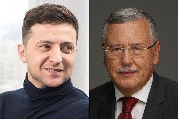 Зеленський прислухався до поради Гриценка - today.ua