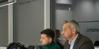 """Зеленський провів таємну зустріч у себе в кабінеті: в НАПК готується """"переворот"""" - today.ua"""