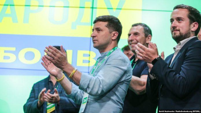 """В партії &quotСлуга народу"""" немає жодної офіційно працевлаштованої людини - today.ua"""