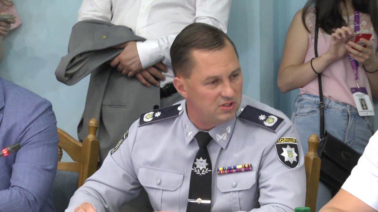 Розкрадання в особливо великих розмірах: затримано колишнього очільника одеської поліції - today.ua