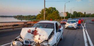 В Днепре пьяный водитель влетел в Chery: пострадала девушка - today.ua