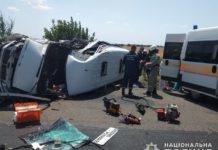 Жахлива ДТП на Миколаївщині: 15 постраждалих і одна загибла - today.ua