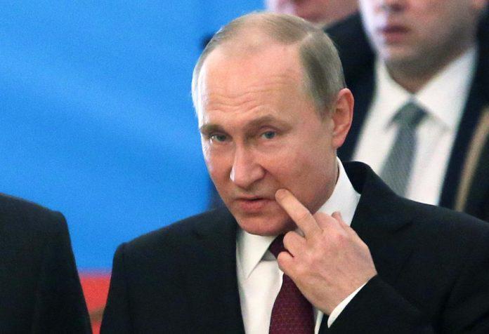 """&quotМного чести"""": появилась реакция Путина на матерные высказывания Габунии - today.ua"""