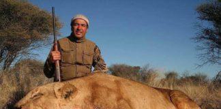 Наслаждается смертью: кандидат от партии Медведчука похвастался убитыми львами, оленями и страусами - today.ua