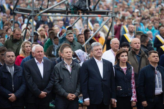 """&quotЗакликав усіх помолитися за Україну"""": Порошенко звернувся до Бога - today.ua"""