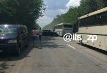 """""""ДТП не реєстрували, криміналу немає"""": водії Зеленського відбулися штрафом на 340 грн за аварію з дитячими автобусами - today.ua"""