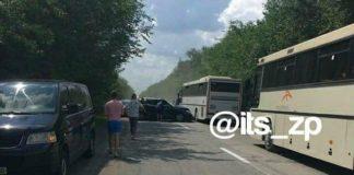 """""""ДТП не реєстрували, криміналу немає"""": водії Зеленського відбулися штрафом на 340 грн за аварію з дитячими автобусами"""" - today.ua"""