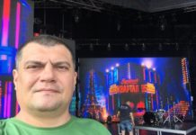 """""""Юзик"""" так тікав від журналіста, що аж порушив ПДД: опубліковано відео - today.ua"""