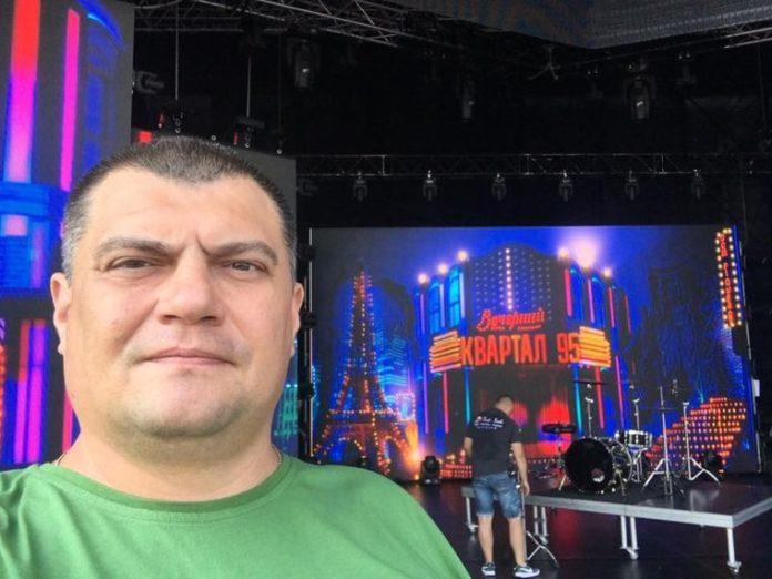 """&quotЮзик"""" так тікав від журналіста, що аж порушив ПДД: опубліковано відео - today.ua"""