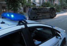 У Херсоні авто, що везло бюлетені до окружної комісії, потрапило в ДТП: є постраждалі - today.ua