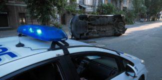 В Херсоне авто, которое везло бюллетени в окружную комиссию, попало в ДТП: есть пострадавшие - today.ua