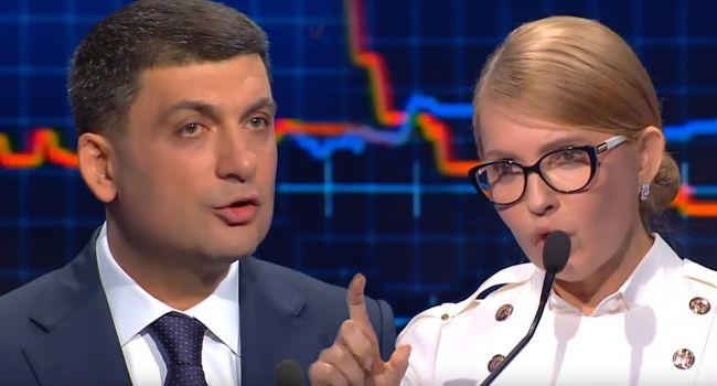 &quotСпритний тіпочок&quot з вінницького базару: Тимошенко публічно присоромила Гройсмана - today.ua