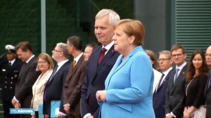 Меркель стало зле під час зустрічі з прем'єр-міністром Фінляндії: опубліковано відео - today.ua