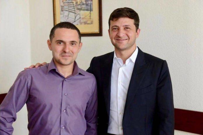 Куницкий не может быть депутатом с двойным гражданством, - Зеленский - today.ua