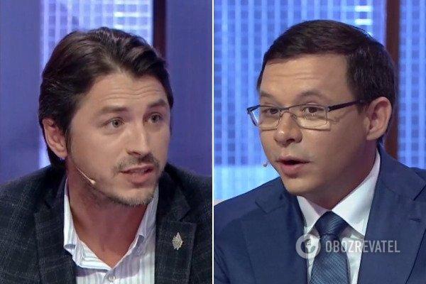"""""""На фіга ви в тій Раді?"""": Притула розгромив Мураєва в прямому ефірі - today.ua"""