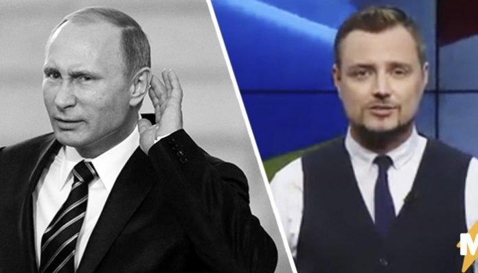 "&quotПутин, ты - х**ло"": украинский журналист анонсировал телемост с грузинским телеканалом &quotРустави-2"" - today.ua"