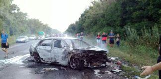 За рулем была якобы жена: один из руководителей партии Зеленского совершил ДТП, в котором погибла девушка - today.ua