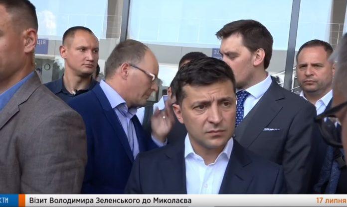"""&quotДалі самі розбирайтеся, поїхали"""": Зеленський знову поскандалив з чиновником - today.ua"""