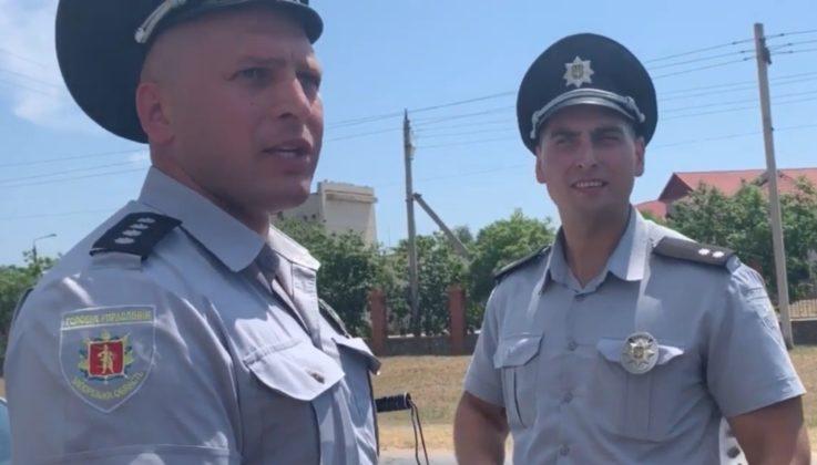 """""""Запам'ятовуй і бійся"""": Нове поліцейське свавілля на дорогах Кирилівки"""