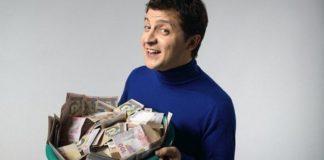Стало известно, какую зарплату получил Зеленский за второй месяц президентства - today.ua