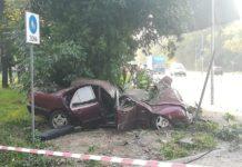 """""""Я умею ездить, смотри как!"""": еще одна """"Зайцева"""" за рулем Mercedes-Benz влетела в дерево и погибла - today.ua"""