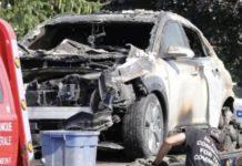 Назван электромобиль, который самовозгорается - today.ua