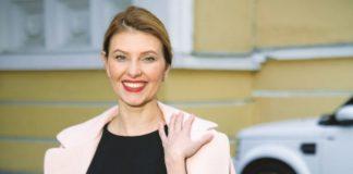 Зеленська зізналась, що намагається стати схожою на свою подругу - today.ua