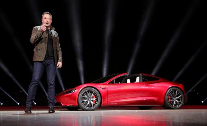 Ілон Маск придумав нову фішку для електромобіля Tesla - today.ua