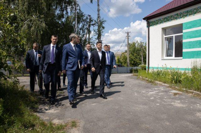 Під Києвом Зеленський завдав &quotудару&quot по рейдерству - today.ua