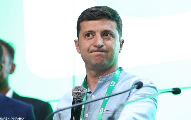 &quotА где этот мальчик?&quot: Зеленский немного оконфузился - today.ua