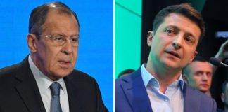 """Серйозні пропозиції так не роблять: Лавров вчить Зеленського нормам дипломатії """" - today.ua"""