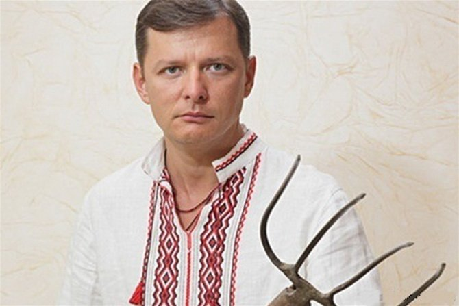 Влаштував бійку і порвав сорочку: Ляшко накинувся на Геруса - today.ua