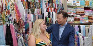 """""""Я змушу депутатів купувати у вас труси! """": Ляшко поспілкувався з продавцями на базарі - today.ua"""