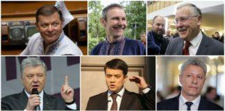 """""""Слуга народу"""" втрачає позиції: У Верховну Раду проходять п'ять партій - today.ua"""