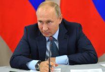 Путин предложил издать указ об отмене блокады Донбасса - today.ua