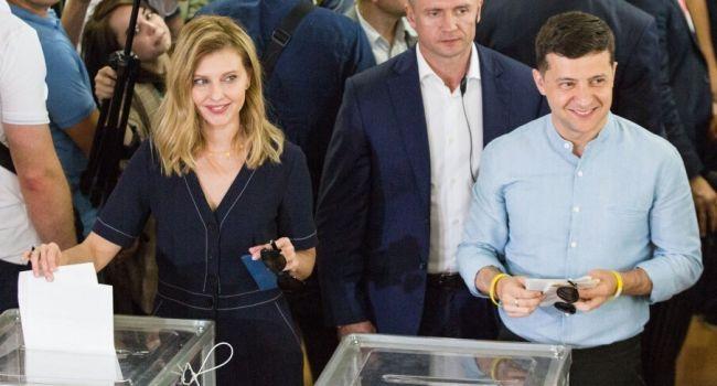 """&quotВибір зроблено"""": Олена Зеленська показала фото з голосування на дільниці - today.ua"""